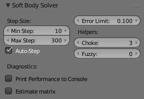 Collisions — Blender Manual